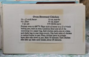 Oven Browned Chicken e1544642184354