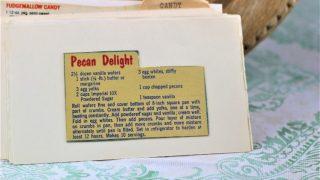 Pecan Delight