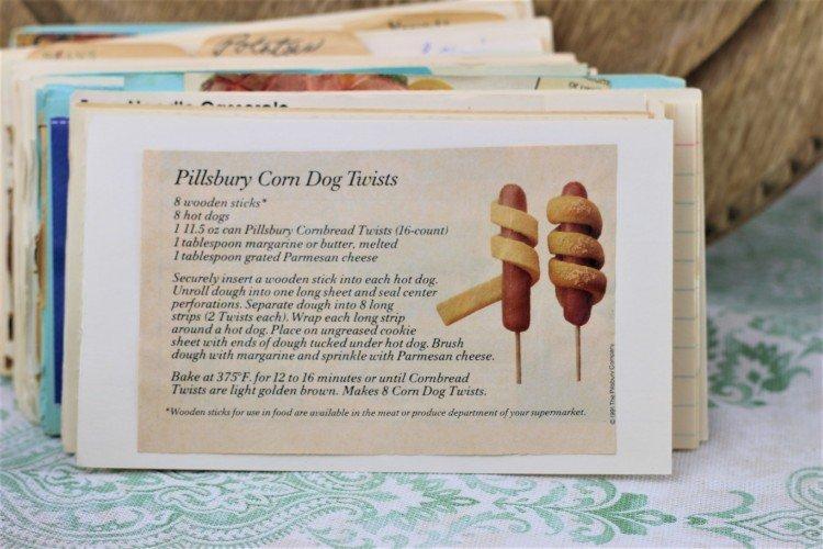 Pilsbury Corn Dog Twists