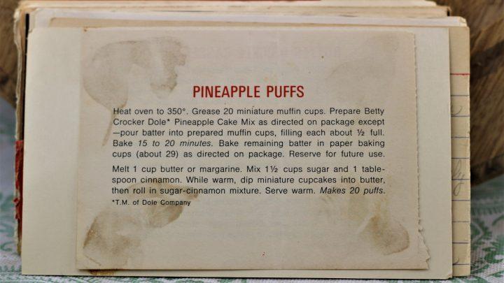 Pineapple Puffs e1543790516340