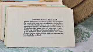 Pinwheel Cheese Meatloaf
