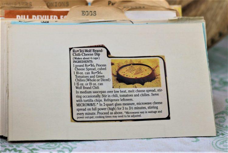 Ro-Tel Wolf Brand Chili Cheese Dip