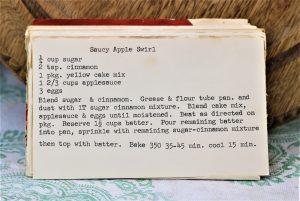 Saucy Apple Swirl