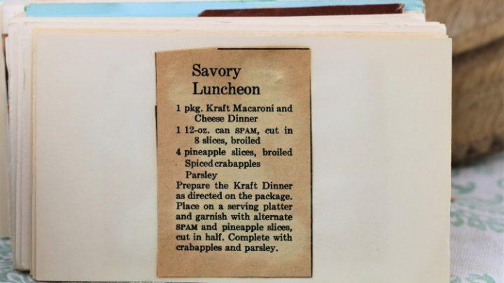 Savory Luncheon