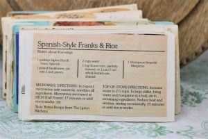 Spanish Style Franks and Rice