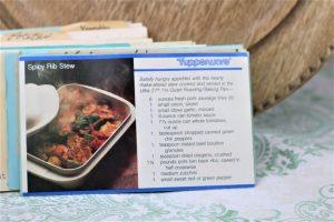 Spicy Rib Stew