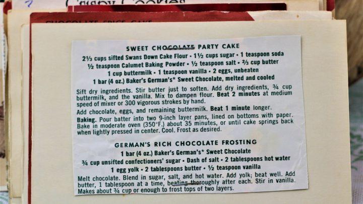 Sweet Chocolate Party Cake e1543797664853