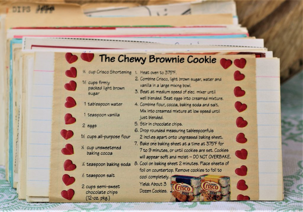The Chewy Brownie Cookie