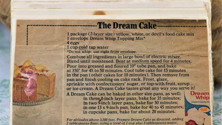 The Dream Cake e1543797832836