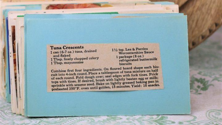 Tuna Crescents