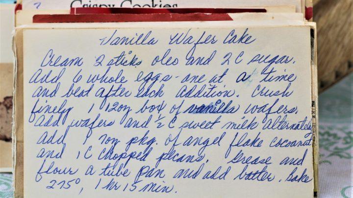 Vanilla Wafer Cake e1543797948566