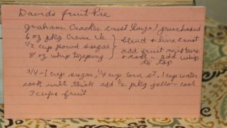 David's Fruit Pie