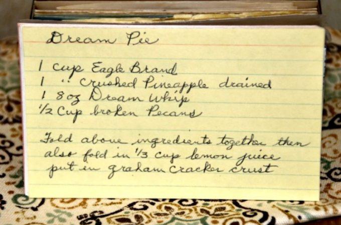 Dream Pie