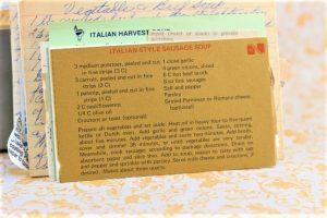 Italian Style Sausage Soup