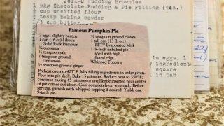 Famous Pumpkin Pie