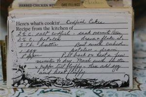 Codfish Cakes