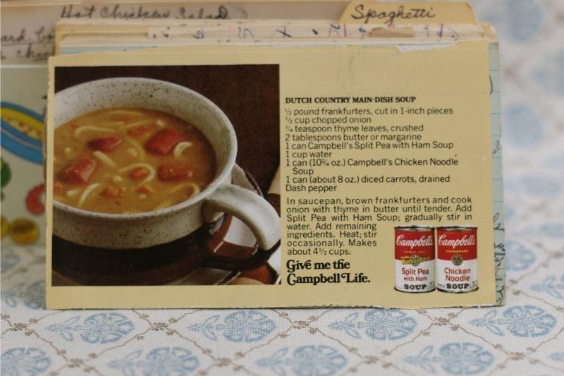 Dutch Country Main Dish Soup