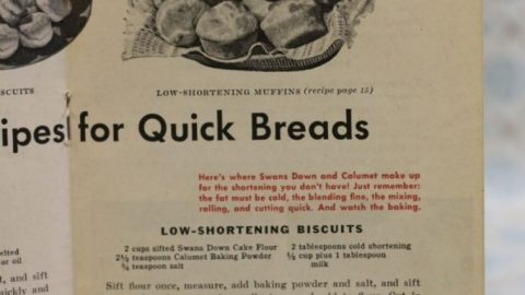 Low Shortening Biscuits scaled