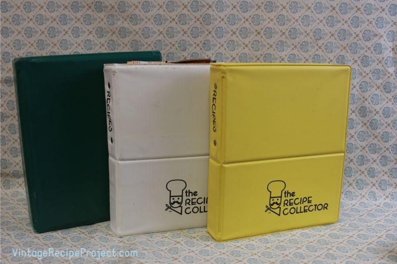Vintage Recipe Box 150