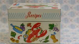 Vintage Recipe Box 40