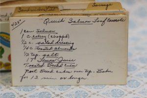Quick Salmon Loaf Casserole
