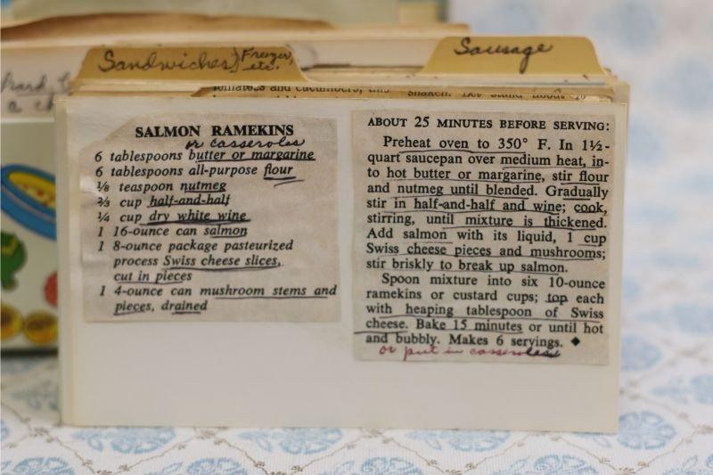 Salmon Ramekins