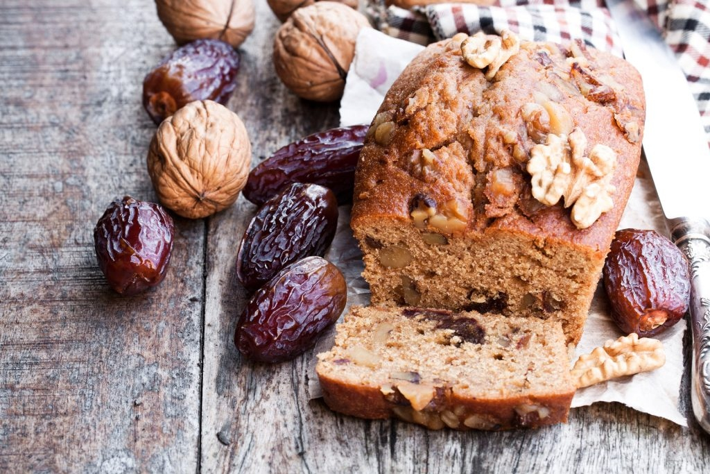 Date Nut Bread Recipes