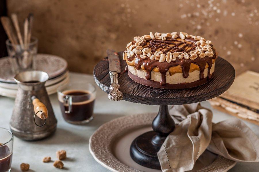 Peanut Butter Chocolate Cake Recipes