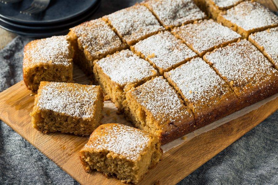 Applesauce Cake Recipes