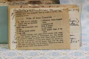 pride of iowa casserole