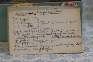 refrigerator coleslaw