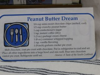 Peanut Butter Dream