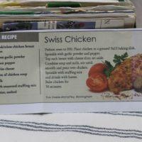Swiss Chicken