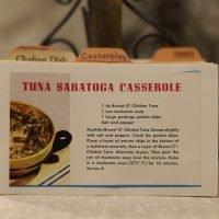 Tuna Saratoga Casserole