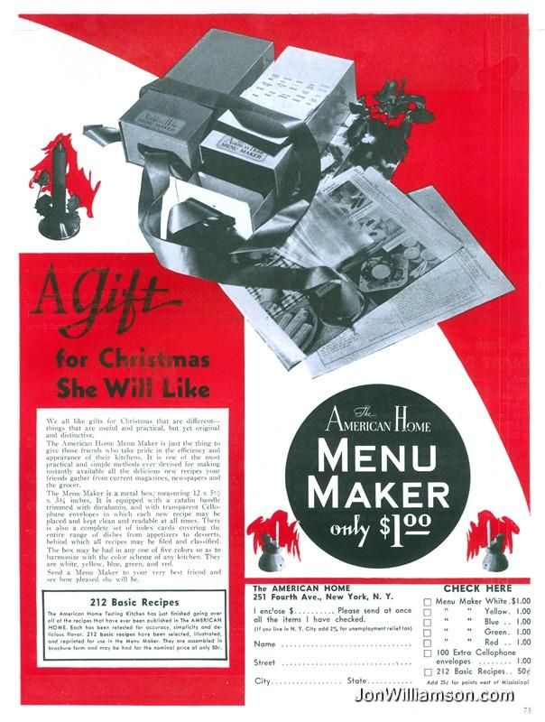 Vintage Recipe Box 400